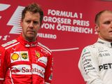 Vettel questions Bottas' perfect start